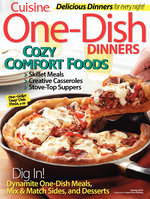 Cuisine One-Dish Dinners