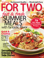 Fast & Fresh Summer Meals For Two
