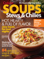Soups, Stews & Chilies, Volume 2