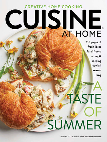Latest Cuisine Issue Cover